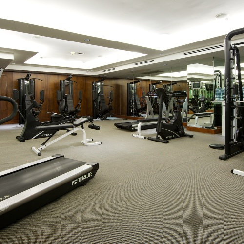 Gym Jasmine City Hotel Bangkok