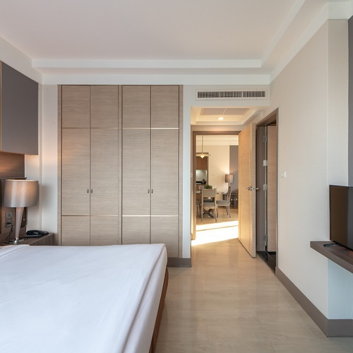 Deluxe 2 bedrooms Jasmine City Hotel Bangkok