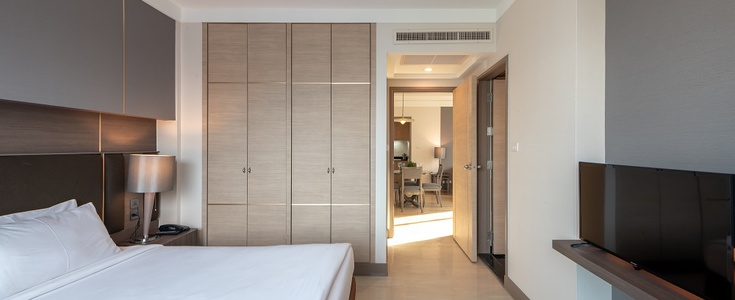 DELUXE 2 BEDROOM SUITES Jasmine City Hotel