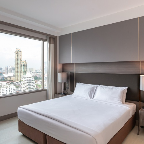 Superior 1 bedroom Jasmine City Hotel Bangkok
